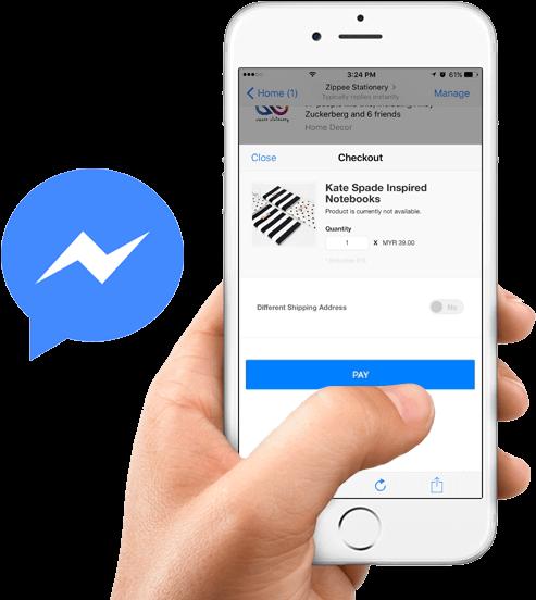 messenger bot marketing